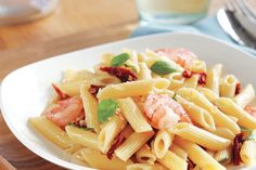 white wine to the sauce of our quick and easy sun-dried tomato penne ...
