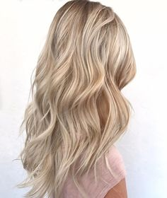 "560 Likes, 5 Comments - Mane Interest (@maneinterest) on Instagram: ""Blonde beauty @megbrownbalayage #hair #hairenvy #hairstyles #haircolor #blonde #balayage…"""