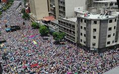 """Venezuela : succès de """"la prise de Caracas"""""""
