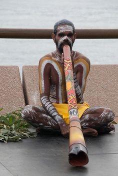 Didgeridoo, Aboriginal Culture, People Of The World, First Nations, African, Australia, Baseball, Music, Art