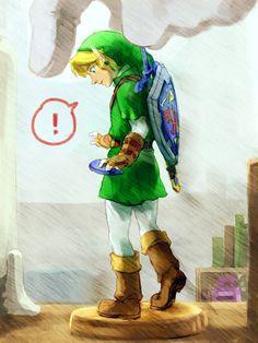 Amiibo!  by tsumi (@iwtm_tr)