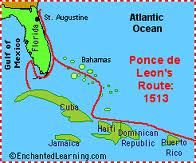 This Day in History: April 8, 1513 - Explorer Juan Ponce de Leon claimed Florida for Spain Find out what else happened this day in #history http://www.on-this-day.com/onthisday/thedays/alldays/apr08.htm