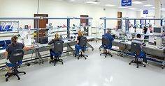 The workspace solution for cellular manufacturing.