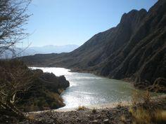 La Ciénaga, camino entre San José de Jáchal y la cuesta de Huaco, San Juan, Argentina
