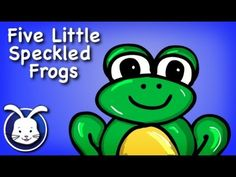 English Corner Time: Five Little Speckled Frogs HD - Nursery Rhymes - MyVoxSongs http://englishcornertime.blogspot.com