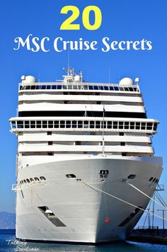 We recently sailed onboard the MSC Magnifica and felt compelled to share some of our MSC cruise travel secrets with you. It's time for European cruising!
