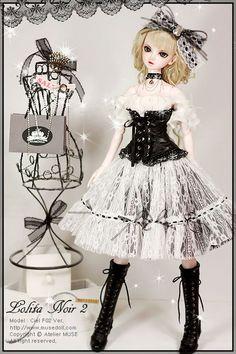 Atlier Muse lolita BJD