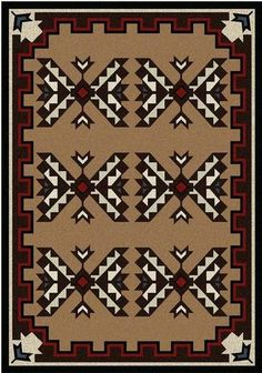 Cami Blanket Lg. and XLg. Rectangle Area Rug