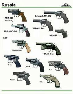 """coffeeandspentbrass: """"cerebralzero: """" Russian Special Revolvers """" One day I will find one of the imported """" Military Weapons, Weapons Guns, Guns And Ammo, Armas Wallpaper, Fire Powers, Weapon Concept Art, Cool Guns, War Machine, Gi Joe"""