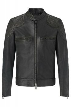 David Beckham Launches Biker Collection In Collaboration With Belstaff