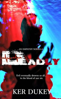 Cover reveal!!!  Deadly (an Empathy novella)  Releases August 24th TBR http://bit.ly/1Krsavs Are you #DevotedToTheDarkness