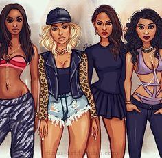Fashion sketch #yonce