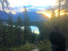Looking for tips for your Banff National Park roadtrip? My husband and I spent 4 days exploring the area. Here's our tips on the top must-see sites! Landscape Photos, Landscape Photography, Night Photography, Yosemite National Park, National Parks, Banff Canada, Canada Travel, Vacation Spots, Road Trip