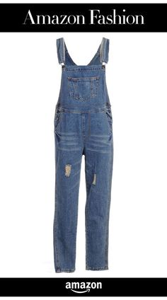"""""""Best overalls! Fit great, little baggy as i expected! In fact it's possibly the best piece of clothing i ever owned!"""""""