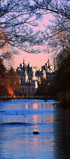 St James's Park, London, UK | by Antonio Vaccarini on Flickr