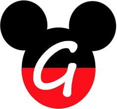 BulutsMom: Mickey Mouse Temalı Doğum Günü Banner Harfleri Minnie Mouse Template, Mickey Mouse Banner, Theme Mickey, Fiesta Mickey Mouse, Mickey Mouse Birthday Invitations, Mickey Mouse Parties, Mickey Head, Mickey Party, Mickey Mouse And Friends