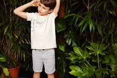 Look 3-Boys Holidays-キッズ-LOOKBOOK | ZARA 日本