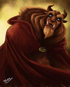 Fera/Beast by BarbaraEbendinger