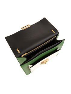Marisol leather shoulder bag | Salvatore Ferragamo | MATCHESFASHION.COM UK