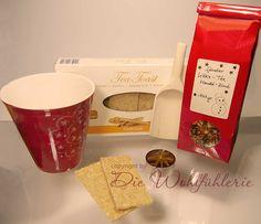 Gönn Dir mal wieder eine schöne Stunde für Dich - mit dem Teestunden-Wohlfühlmoment!