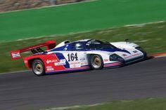 #164-1985 Argo JM19C of Adrian Watt - Spa Classic 2012