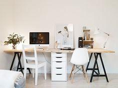 5 formas de organizar tu mesa de trabajo   Manualidades