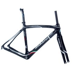 Super light 980g Updated Mode super light carbon road bicycle frame taiwan aero carbon road bike frames 2017