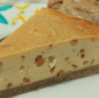 Arašidový koláč /cheesecake/ Ricotta, Sweet Treats, Cheesecake, Pudding, Fitness, Sweets, Candy, Cheesecakes, Custard Pudding