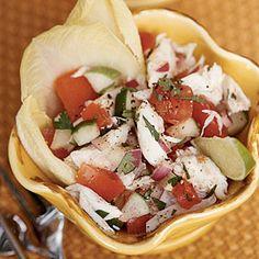 20 Festive Mexican Recipes | Mexican-style Crabmeat Salad | CoastalLiving.com