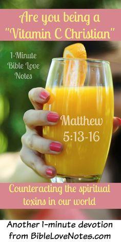 Vitamin C Christians