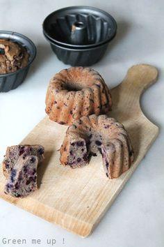 muffin sarrasin amande sureau
