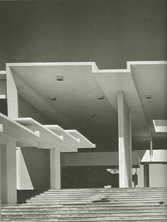 Paul Rudolph/ Sarasota High School Sarasota Florida Rudolph is considered a member of The Sarasota School of Architecture