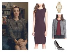 Monday's Muse: Alicia Florrick | Shop this look and more