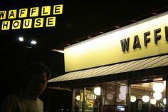 waffle house   Everyone has guilty pleasures.