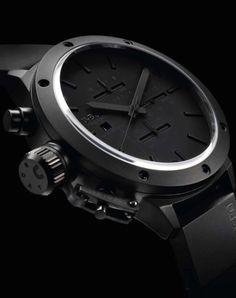 U-Boat Classico 53 Titanium PVD watch