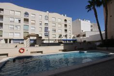 REF 271 : Mooi 2 slaapkamer appartement in Guardamar del Segura 450,- per maand. Guardamar del Segura ligt in de buurt van Alicante, Costa Blanca