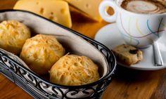 Aprenda a fazer o irresistível pão de queijo gruyère do Empório Jardim - Jornal O Globo