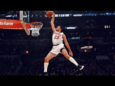 MAX SPORTS: NNBA: SLAM DUNK COMPETITION | ALL-STAR 2018 | FULL...
