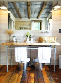 Get great bathroom ideas and a chance to WIN http://www.lynneknowlton.com/bathroom/