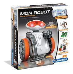 Clementoni – 52113 – Jeu Electronique – Mon Robot