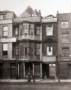 Medieval London : Lost London