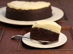 Indulge with a scrumptious chocolate Guinness cake recipe. I, personally, would add some bailey's to the frosting...