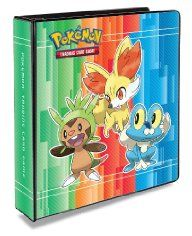 Ultra Pro Pokemon X and Y 2″ 3-Ring B…
