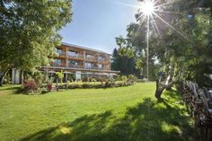 Naturparkhotel Bauernhofer Heilbrunn The family-run 4-star Naturparkhotel Bauernhofer is set in a quiet location on 1,132 metres above sea level on the Brandlucken, amidst the Almenland Nature Park. It offers a spa area, and panoramic views of the scenic landscape.