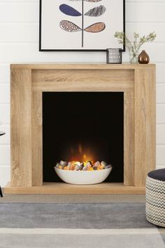 Buy Corsica® Fireplace from the Next UK online shop