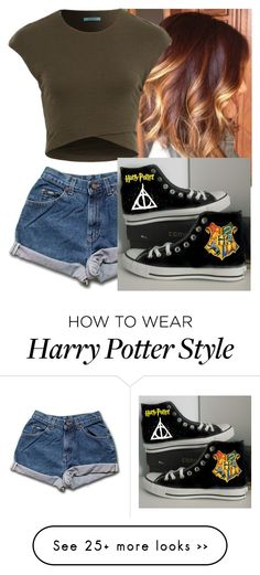 """Untitled #5829"" by assexyaswesley on Polyvore featuring Converse"
