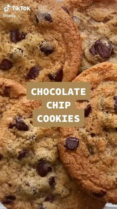 Easy Baking Recipes, Cookie Recipes, Dessert Recipes, Delicious Desserts, Yummy Food, Starbucks Recipes, Easy Snacks, Food Cravings, Sweet Recipes