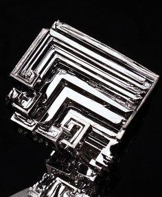 bismuth crystals | Flickr - Photo Sharing!