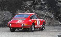 Porsche 911 Rally Car 740x455 Porsche 911 L Rally