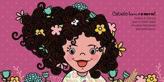 """Livro infantil """"Cabelo Bom É O Quê?"""", para crianças crespas e crianças cacheadas – Yenzah –Blog Juba de Leoa por Vivi Najjar"""
